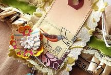 Kaartjiesmaak/ Paper crafts