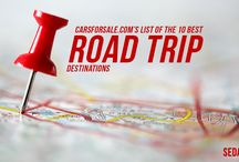 Take a Road Trip! / Have the urge to hit the open road? Here are some great destinations and tips for your next road trip.