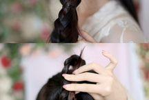 model rambut