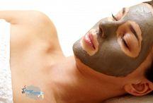 Receitas de máscaras faciais para o rosto e corpo