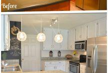 Remonttihelmiä..haaveilua..ideoita / Diy ideas for home sweet home