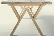 Woodlady - Tables & Chairs