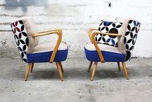 stoelen, fauteuils