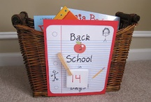 Mini G: school & educ / by Gigi's GoneShopping