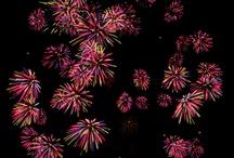 Fireworks  v(^∀^*)