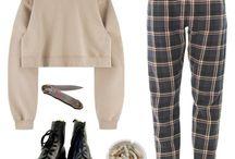 cigarette pants - outfit