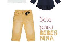 Outfit bebé niña