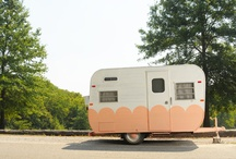 canned ham / vintage campers / by Melinda Lively