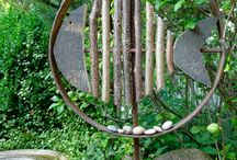 Magic and Art in the garden