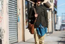 Street Style / by Vanessa Veuillet