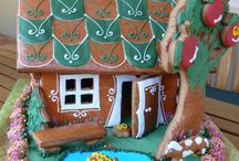 Gingerbread Houses / by Tessa Calaway