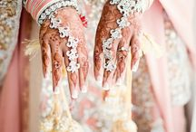 Asian Wedding Inspiration / Whether traditional or fusion, Indian, Arabic, Chinese or Japanese, here is all the inspiration you need for your Asian wedding!
