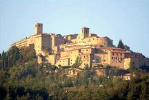 Umbria - MONTONE