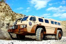 Off-road campers / Off-road/4x4 campers