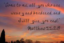 Memorable Bible Verses
