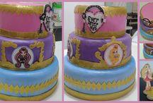 bolos criados por mim