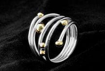 Zilveren sieraden / Voor workshop