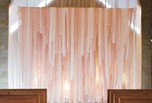 Silk wedding