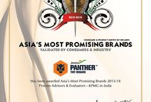 Jindal Panther Wins 'Asia's Most Promising Brand' Award