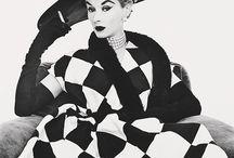 50's glamour, photographs...