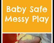 Baby Boy - Kisfiúknak, Tipegők, Csecsemők