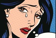 Weeping in Art