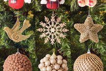 Momento Natal / Encontre inspirações para a decoração da sua casa no Natal e no Ano Novo. / by Camicado