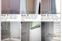 Paint and reno tips