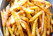 French fries oven baked