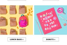 Yoobi Email Designs / Fun, colorful, creative email designs brought to you by Yoobi!