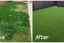 Approved Installer Pics / Heres a selection of artificial grass installations from our network of NeoGrass Approved Installers. For further details on finding a contractor to install you artificial lawn please visit our website: www.neograss.co.uk