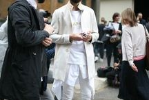 Whites and Light / Total outfit