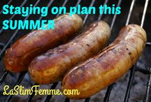 TrimHealthyMama Life / Tips and advice for success on the TrimHealthyMama plan. Tips, recipes, hacks - many via http://www.LaSlimFemme.com
