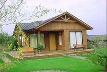 Casa campo madera