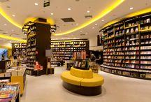 Storedesign Ideas Paper Books & Stationary / Papier Bücher Schreibwaren und Geschenkartikel  Ideensammlung verschiedener Präsentationsformen