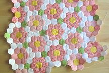 hexigon quilts