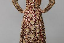Kami khosla collection India dress anarkali suit