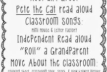 Grandparents day in the classroom / by Shauna Hamm