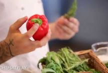 #ChefsAtPlay / Giving aspiring chefs the chance to fly to Paris to develop a brand new product for the UK foodservice market supported by our partner top chefs James Tanner and Tom Leatherbarrow. http://www.chefsatplay.co.uk/