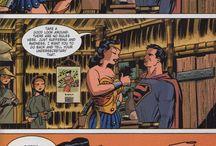 This Amazonian Life / Wonder Woman is kind of my heroine. / by Meghan Hunt