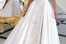 Nem mindennapi esküvői ruhák