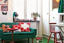 Bespoke Colour Washed Wood Floors