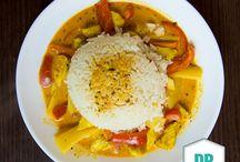 FOOD: Pasta & rice