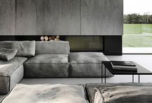 Living / Living room space & furniture design