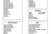 •Shopping list•