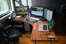 Editing Video Suite.