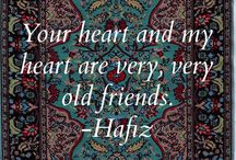Hafiz best quotes and poems