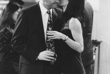 Chandler e Monica ❤