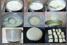 evde peynir yapılışı