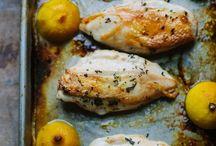Easy Peasy Lemon Squeezy / Lemony Recipes